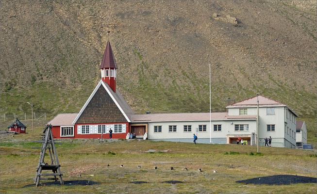 Longyearbyen - Svalbard Kirke