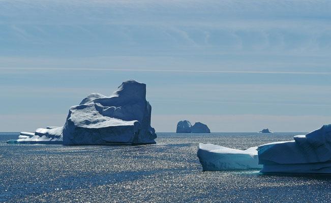 Tasiilaq (Ammassalik) - Eisberg