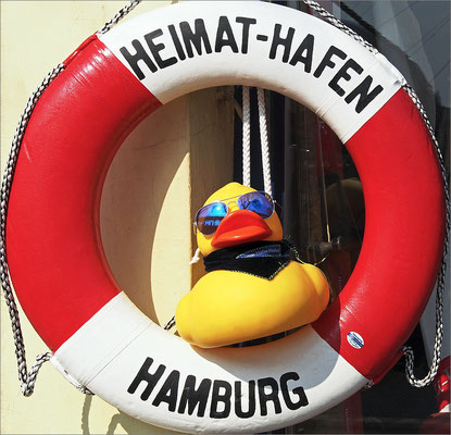Heimat-Hafen Hamburg