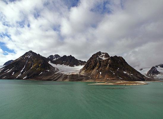 Spitzbergen Magdalenefjord (2013)