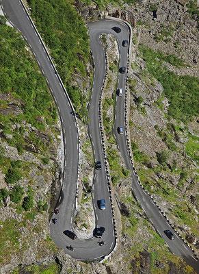 Norwegen Trollstigen (2013)