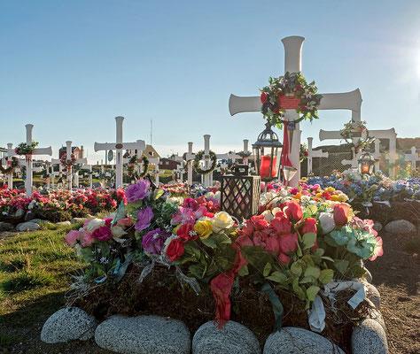 Qeqertarsuaq - Friedhof