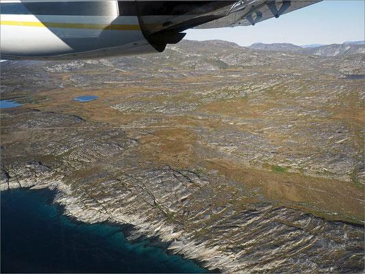 Rundflug Ilulissat