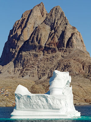 Uummannaq - Der robbenherzförmige Berg