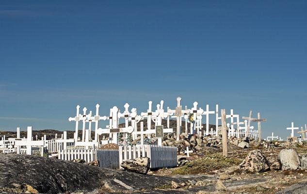 Ilulissat - Alter Friedhof