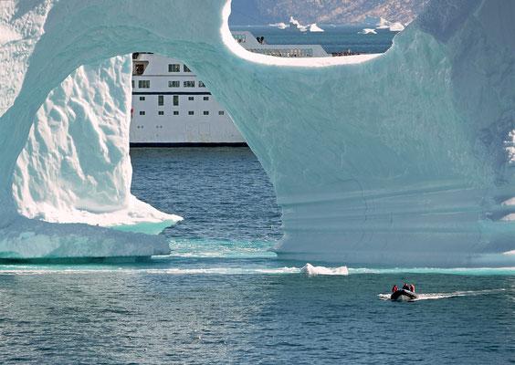 Uummannaq - Eisberg