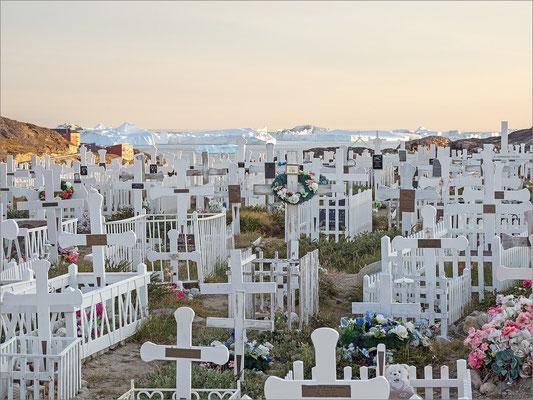 Ilulissat - Friedhof