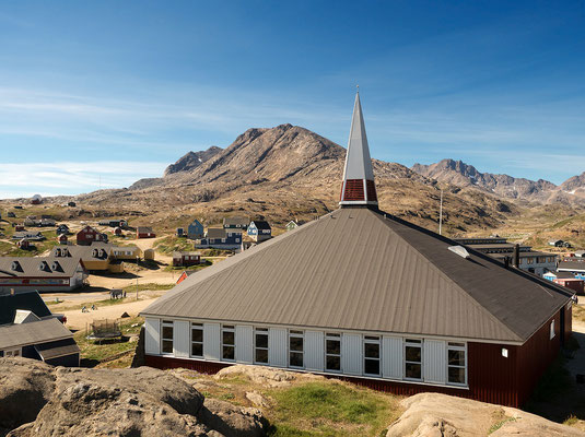 Tasiilaq (Ammassalik) Kirche