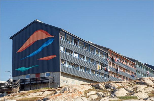 Ilulissat - moderne Wohnungen