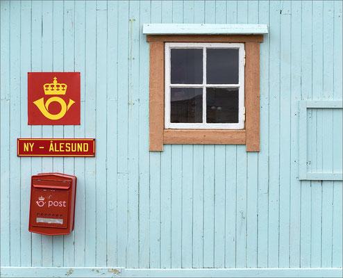 Ny-Ålesund Postamt