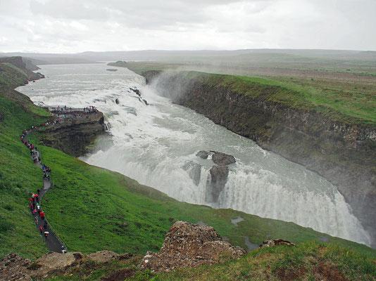 Island Gullfoss (2015)