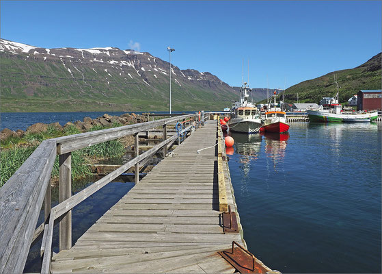 Island Seydisfjördur (2016)