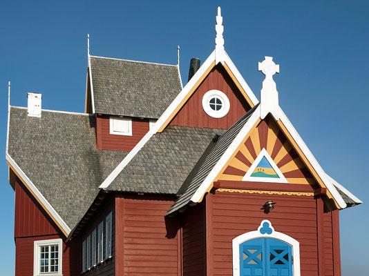 Qeqertarsuaq - Kirche