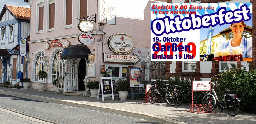Ihr kommt direkt aus Celle, dann ist diese Vorverkaufstelle ganz in Eurer Nähe: Restaurant Schattauer, Markus Schrader, Lüneburger Straße 22, 29223 Celle