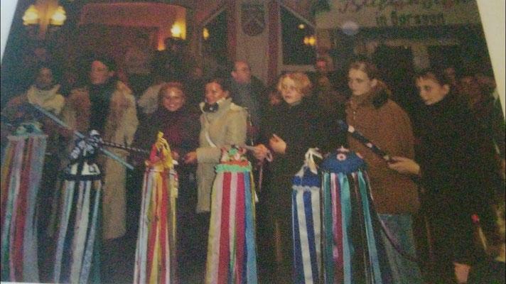 Kommentar von Sabine Prüger-Denig - Bälleholen am 10.01.2004