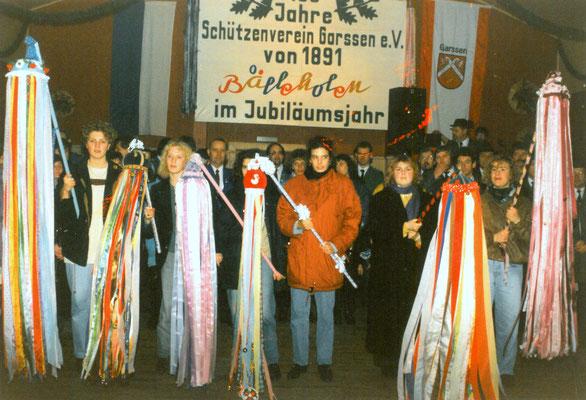 Archiv Schützenverein Garßen Bälleholen 1991