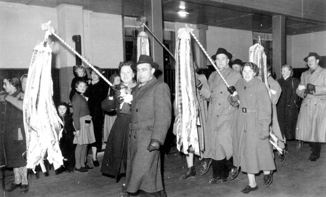 Archiv Schützenverein Garßen Bälleholen 1954