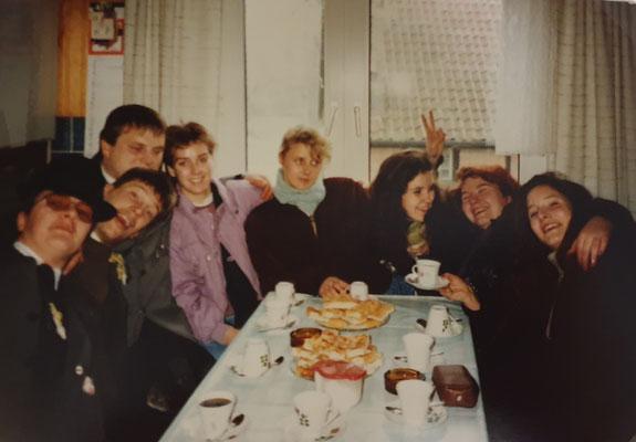 Kommentar von Simone Wöhling - Bälleholen 11.01.1992