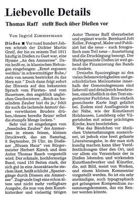 Suedeutsche Zeitung · Liebevolle Details von Ingrid Zimmermann