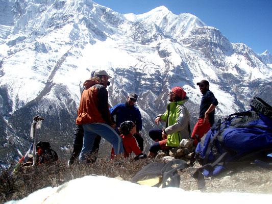 Trekking de los Annapurnas
