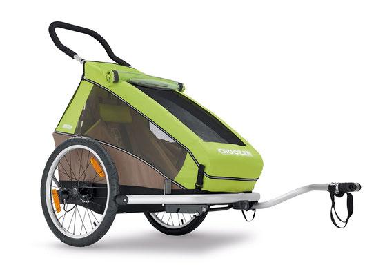 Croozer e-Bike Anhänger 3