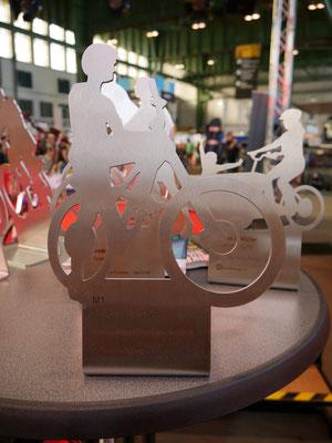 Pedelec Award für das M1 Spitzing Worldcup