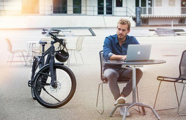 e-Bike Leasing erhöht die Arbeitsmotivation der Angestellten