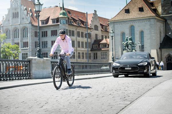 e-Bike Leasing erhöht die Gesundheit