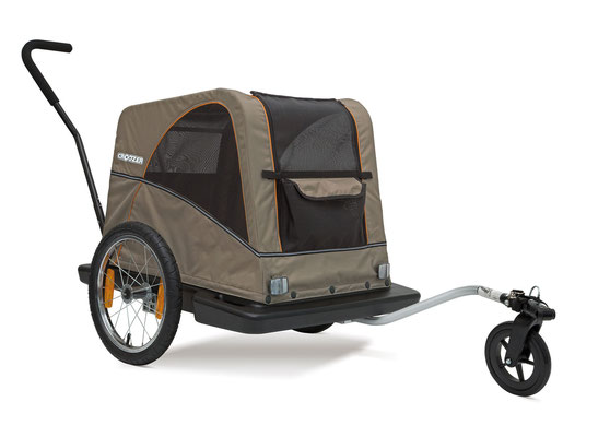 Croozer e-Bike Anhänger 2