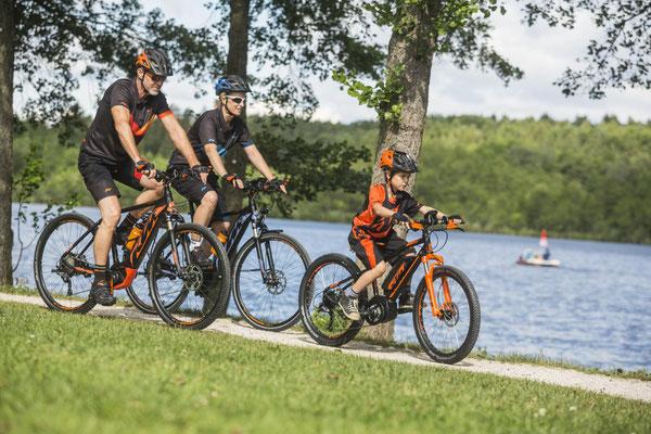 KTM e-Bikes 2018 3