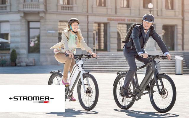 Stromer e-Bikes