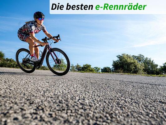Die besten e-Rennräder & Gravel e-Bikes des Jahres 2021