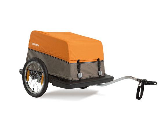 Croozer e-Bike Anhänger 1