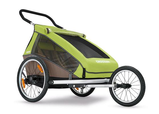 Croozer Fahrradanhänger für 1 Kind