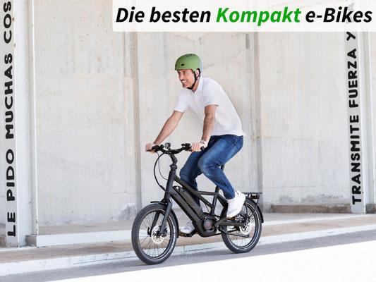 Die besten Falt & Kompakt e-Bikes des Jahres 2021