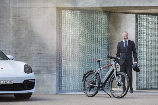 e-Bike Leasing schont die Umwelt