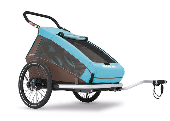 Croozer e-Bike Anhänger 4