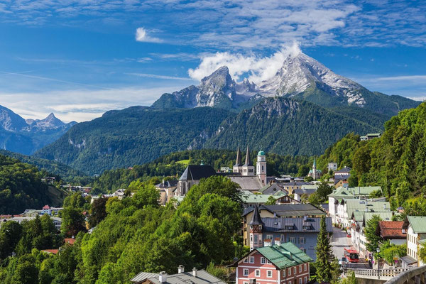 Stadt Salzburg - ist immer einen Besuch wert