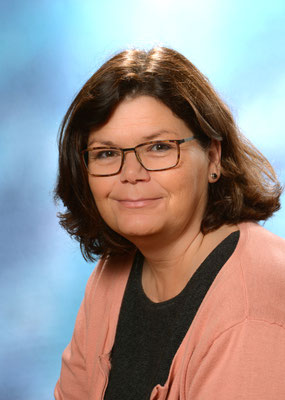 Frau Lipschütz,  stellv. Schulleiterin