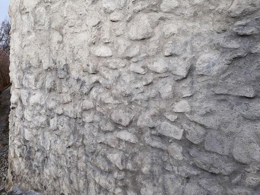 Graffitireinigung durch Sandstrahlen