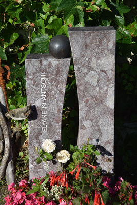 Grabstein / Granit / Gneis Nr. 42