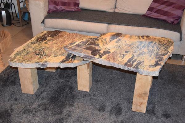Salontisch, Grindelwaldner Marmor