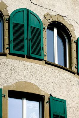 Steinhauerarbeit, Fassadenrenovation