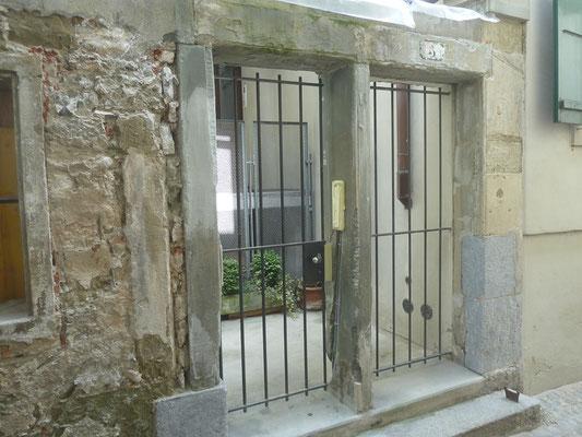 Fassadenrenovation, Fassadenrestauration, Steinmetz