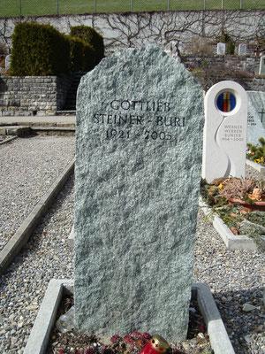 Grabstein / Granit / Gneis Nr. 6