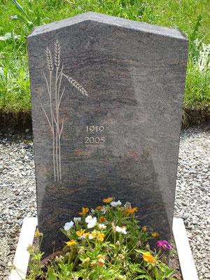 Grabstein / Granit / Gneis Nr. 52