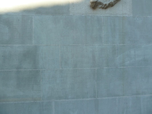 Rathaus Bern, Graffiti entfernen