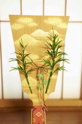 七夕の羽子板 詳細