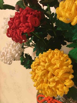 重陽の茱萸袋 詳細
