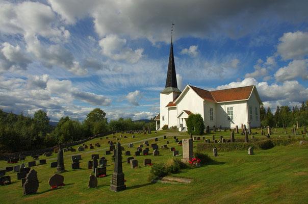 Fluberg Kirche